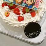 じぇじぇ!な、ケーキ