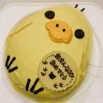 キャラ型ケーキ