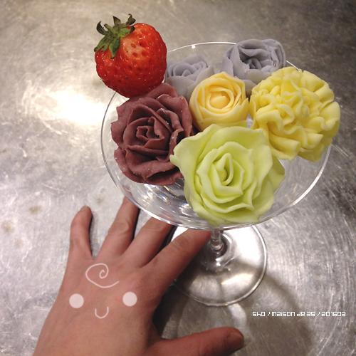チョコレートの花 プラチョコ